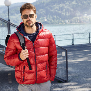 Ultra Light Down Jacket | Mens
