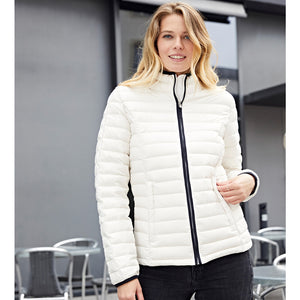 Quilted Down Jacket | Ladies