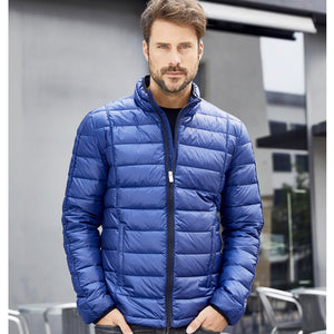 Quilted Down Jacket | Mens