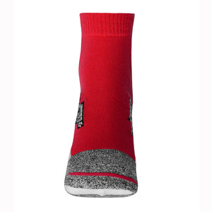 The Sneaker Sock | Red
