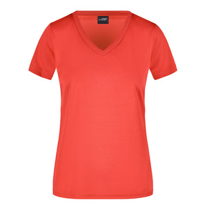 V Neck Active Tee | Grenadine