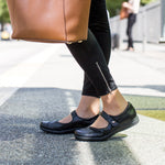 The Jamie Shoe | Ladies | Black | Sizing Guide
