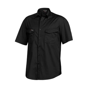 Tradie Shirt | Short Sleeve | Black