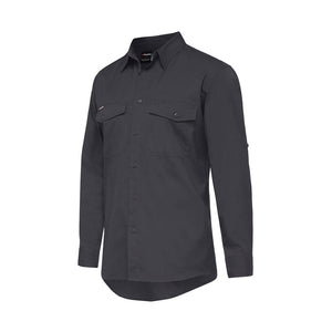 Work Cool 2 Shirt | Long Sleeve | Charcoal
