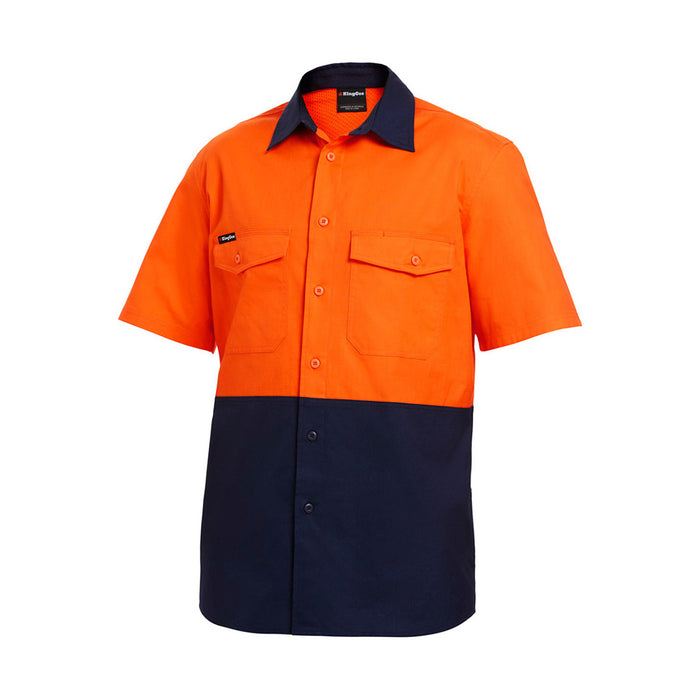 The Work Cool 2 Spliced Shirt | Mens | Short Sleeve