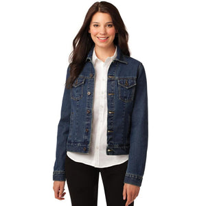 The Denim Jacket | Ladies