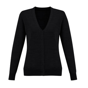 The Roma Knit | Ladies | Cardigan | Black