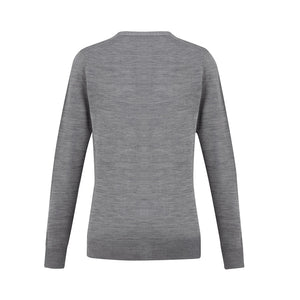 The Roma Knit | Ladies | Cardigan | Silver