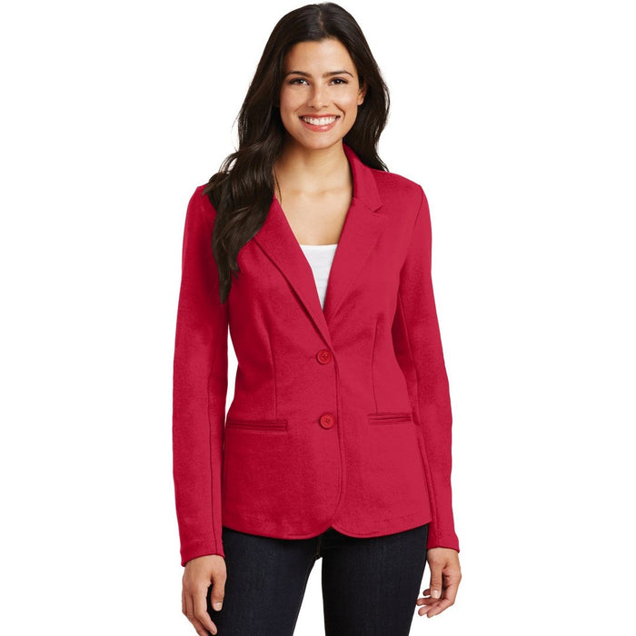 The Knit Blazer | Ladies