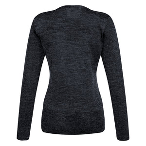 The Milano Knit | Ladies | Jumper | Charcoal