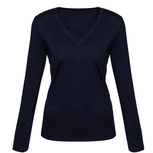 The Milano Knit | Ladies | Jumper | Navy