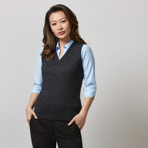 The Milano Knit | Ladies | Vest