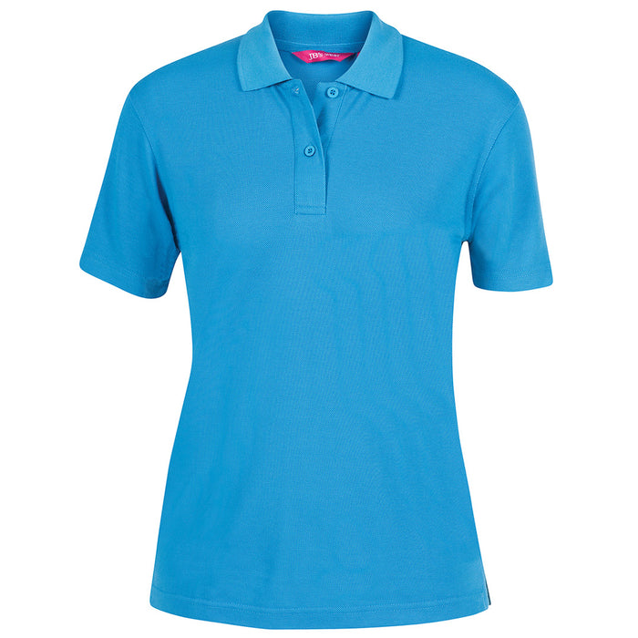 The Pique Polo | Ladies | Short Sleeve | Light Colours