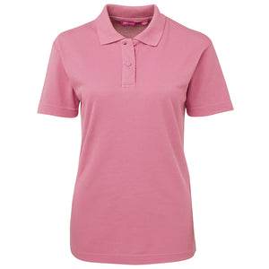 The Pique Polo | Ladies | Short Sleeve | Musk