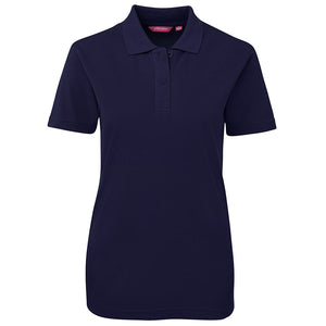 The Pique Polo | Ladies | Short Sleeve | Navy