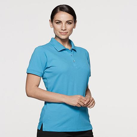 The Claremont Polo | Ladies | Short Sleeve | Plus