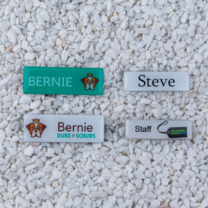Custom Name Badges | Rectangle