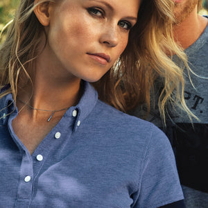 The Larkford Polo | Ladies | Short Sleeve