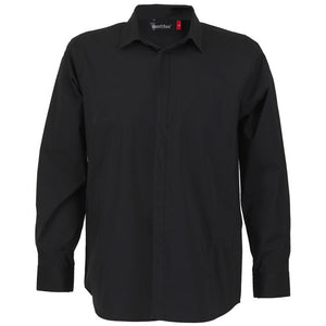 The Stella Shirt | Mens | Long Sleeve | Black