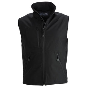 The Montana Vest | Mens | Black