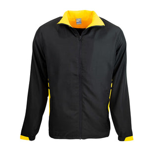 The Tasman Tracktop | Mens | Black/Gold