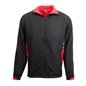 The Tasman Tracktop | Mens | Black/Red