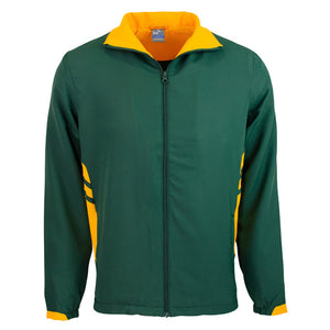 The Tasman Tracktop | Mens | Bottle/Gold