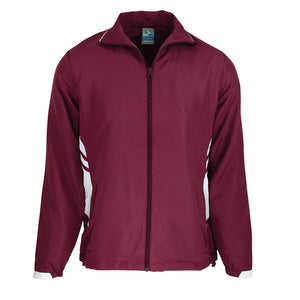 The Tasman Tracktop | Mens | Maroon/White