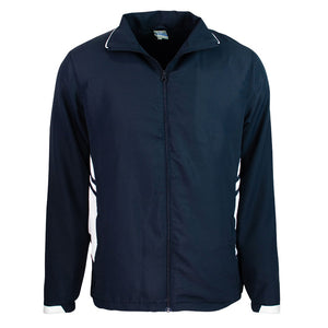 The Tasman Tracktop | Mens | Navy/White