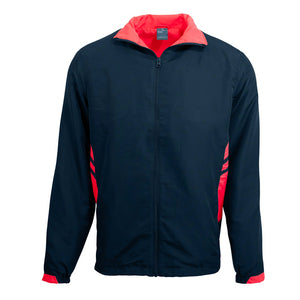 The Tasman Tracktop | Mens | Navy/Red