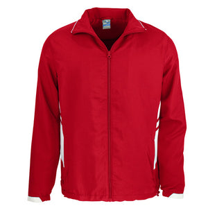 The Tasman Tracktop | Mens | Red/White