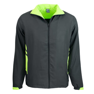The Tasman Tracktop | Mens | Slate/Neon Green