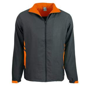 The Tasman Tracktop | Mens | Slate/Neon Orange