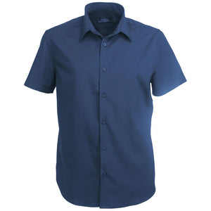The Candidate Shirt | Mens | Short Sleeve | Navy