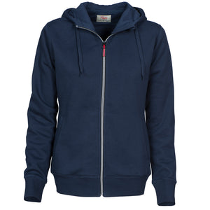 The Overhead Hoodie | Ladies | Navy