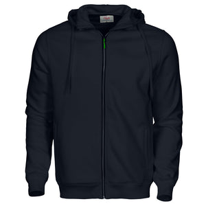 The Overhead Hoodie | Mens | Black