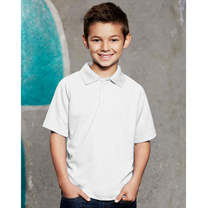 The Sprint Polo | Kids | Short Sleeve