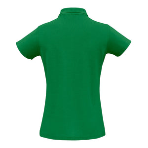 The Crew Polo | Ladies | Short Sleeve | Kelly Green