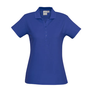 The Crew Polo | Ladies | Short Sleeve | Royal