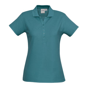 The Crew Polo | Ladies | Short Sleeve | Teal