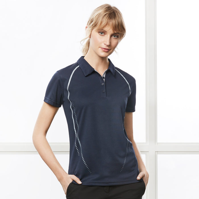The Cyber Polo | Ladies | Short Sleeve