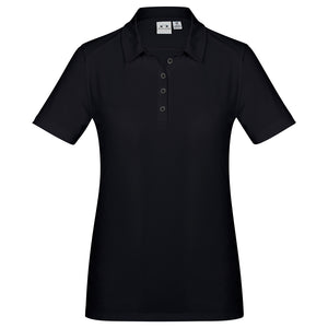 The Aero Polo | Ladies | Black