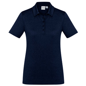 The Aero Polo | Ladies | Navy Marle