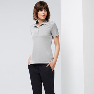 The Aero Polo | Ladies | Silver