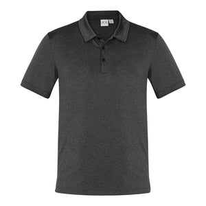 The Aero Polo | Mens | Black Marle