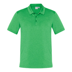 The Aero Polo | Mens | Lime Marle