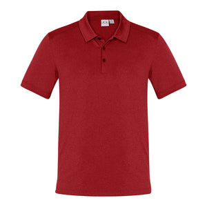The Aero Polo | Mens | Red Marle