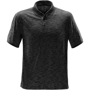 The Thresher Polo | Mens | Carbon Marle