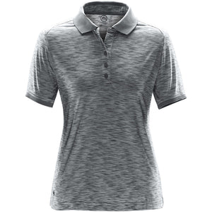 The Thresher Polo | Ladies | Silver Heather