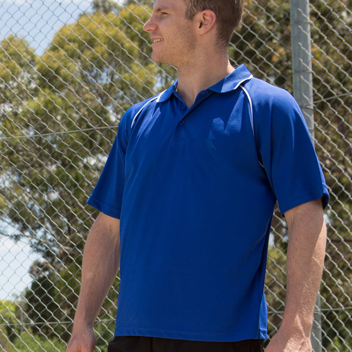 The Champion Polo | Mens | Short Sleeve | Plus